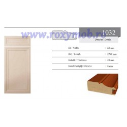 PROFIL MDF 1032 - 22X60X280 MM - WEHGHE 246