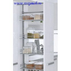 COLOANA STARAX S-1110 CORP 450MM 85-110X38X50CM 3 COSURI