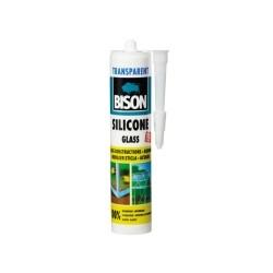 SILICON STICLA TRANSPARENT 280 ML BISON