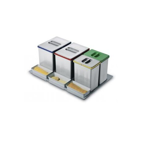 COS GUNOI CORP 800 INOXA 97DA/8022 4CUVE 70-73X42-49XH30CM