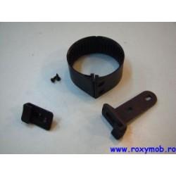 SUPORT INEL PLASTIC D 60 NEGRU, 440.33.19