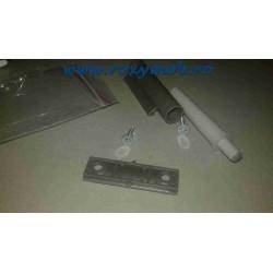 AMORTIZOR USI GAZ H01 DIAM 37MM GRI 04.300.H01.09