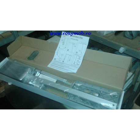 SUPORT MOBIL PT. HAINE 450-600 MM,GRI/GRI, 61.E010.A45.09