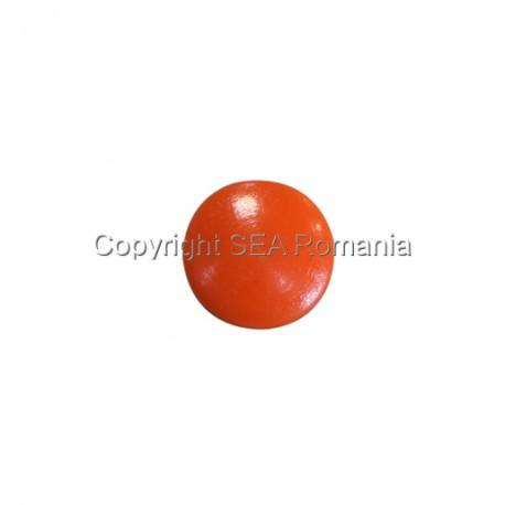 CAPAC PLASTIC CAP INECAT PZ2 PORTOCALIU 500 BUC 230.02.48