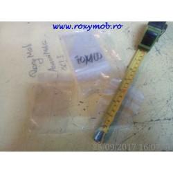 PUNGI PLASTIC FERMOAR 70X100 MM