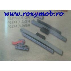 GLISIERA TANDEM SMART PUSH OPEN SOFT CLOSE 500MM P22418GR