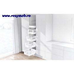 SPACE TOWER ACCESORII CORP 250-600MM 4D+1M COS COLOANA 350MM