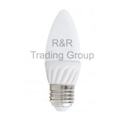 BEC LED E27 LUMANARE LR 5W, 6400K