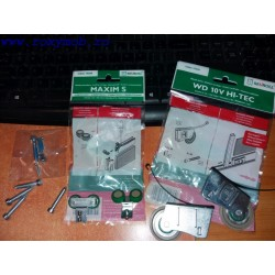 MAXIM KIT ROLE PORTO LINE PAX + SURUB 6.3X32MM