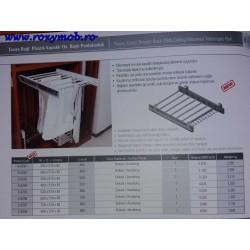SUPORT PANTALONI+CRAVATE 730X510X82MM S-6297