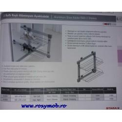 SUPORT PANTOFI STARAX CU AMO 2RAFT 300X470X520 S-6281