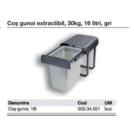 COS GUNOI EXTRACTIBIL 30KG 16L GRI 503.34.551