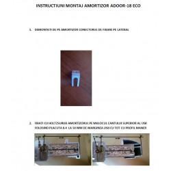 SISTEM ADOOR KIT UNIVERSAL USA AMORTIZOR ECO DR 944.05.180