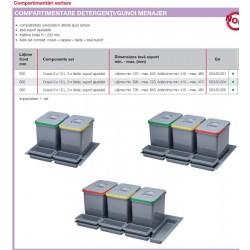 COS GUNOI CORP 800 3X12L H230MM 690-720MM 410-470MM