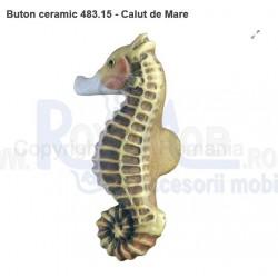 BUTON CERAMIC CALUT DE MARE 483.15.00