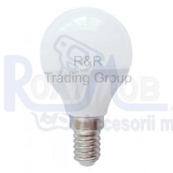 BEC LED E14 G45 LR 5W, 6400K