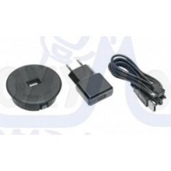 PRIZA GTV INCARCATOR TELEFON WIRELESS + USB