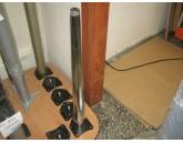 PICIOR K105, H 710 MM, DIM 42 CONIC CROM
