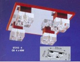 LUSTRA 57312-4 ( 4 BECURI )