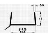 UTP PROFIL PVC PROTECTIE PENTRU SOCLU PAL 713.22.092