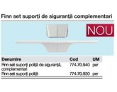 FINN COMPARTIMENTARE SUPORTI POLITA COMPLEMENTARI 774.70.940