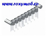 SUPORT STARAX S4012 STICLUTE CONDIMENTE 8BUC 396X76X143MM