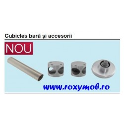 CUBICLES CONECTOR TIP T BARA INOX 13MM 988.98.070