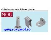 CUBICLES CONECTOR PANOU BARA INOX 13MM 988.98.050