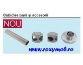 CUBICLES BARA SUSTINERE 3000X25MM INOX 988.98.150