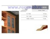 PROFIL MDF 1008 - 30X102X2800MM - STEJAR CREMONA 295
