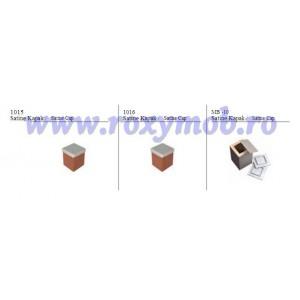 CAPAC PROFIL MDF 1015 SILVER 257