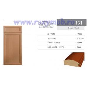 PROFIL MDF 1045 25X35X2800MM PALTIN ALB 237