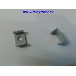 PROFIL ALUMINIU LED 9029 CLIPS PLASTIC