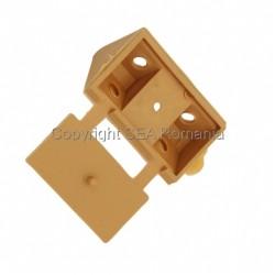 COLTAR LEGATURA CU CAPAC PLASTIC BEJ 432.41.12