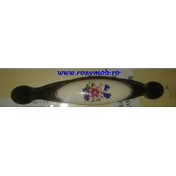 MANER PORTELAN FLOARE ALBASTRA HL13-1 96MM