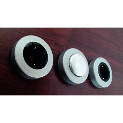 BUTON ON OFF ARGINTIU 81MM 829.51.900