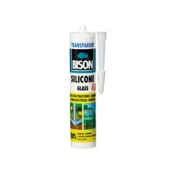 SILICON STICLA TRANSPARENT 280 ML BISON