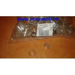 VENTUZA PLASTIC DIAMETRU 25 MM ALB TRANSPARENT 552.16.00