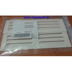 GRILA VENTILATIE PLASTIC FILDES 250X70MM 571.61.207