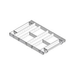 ZSI.90VUI7 - ORGALINE L550MM, UNIVERSAL, CORP 900MM