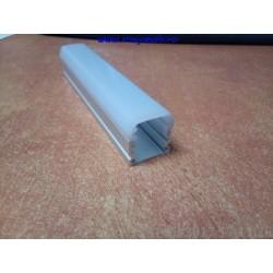 PROFIL ALUMINIU LED + CAPAC 9029 ( 3 METRI )