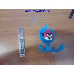 AGATATOR CUIER COPII ANGRY BIRDS HG08 55X65X25MM