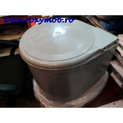 COS GUNOI ROTUND PLASTIC 265X265MM 12L GRI