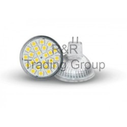 BEC LED MR16 5W, 230V, COB, 3000K