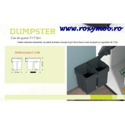 COS GUNOI DUMPSTER 7+7L 240X345XH295MM