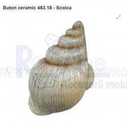 BUTON CERAMIC SCOICA 483.18.00