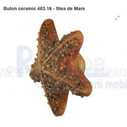 BUTON CERAMIC STEA DE MARE 483.16.00