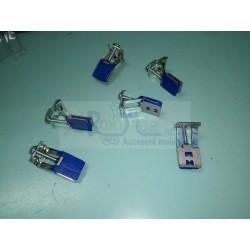 CLEME PRINDERE CHIUVETE INOX 6 BUCATI 211907