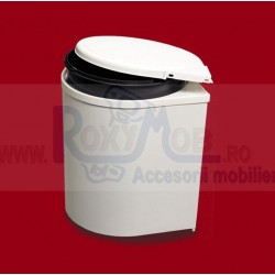 COS GUNOI PLASTIC GRI GALEATA NEAGRA 10 LITRI P23950PP