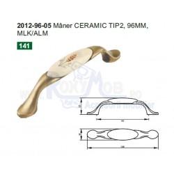MANER PORTELAN SPIC TIP 2 2012 ROTUNJIT 96MM MLK ALM